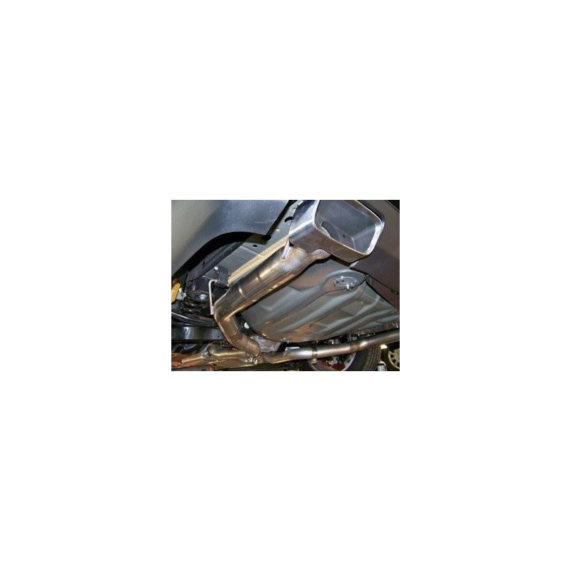 SRT8 Kit Stainless Steel