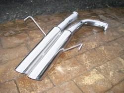 928-S4 Rear Muffler Bypass