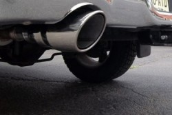 SS Tips for Dual Exhaust Only For Ram 1500