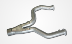 98-02 LS1 F Body Y Pipe and Support Bracket