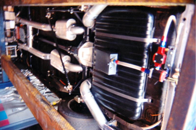 exhaust custom chevelle dual systems sales special latest